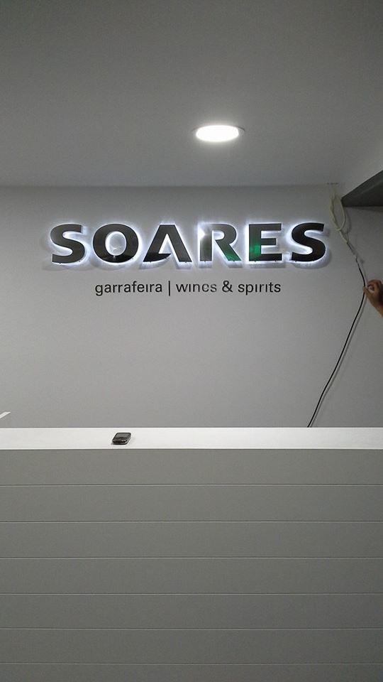 Soares Garrafeira | Wines & Spirits