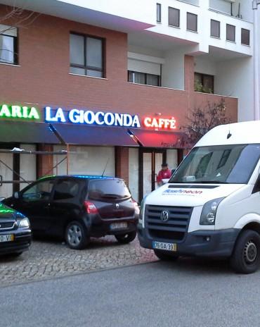 Pizzaria La Gioconda