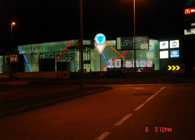 Glicínias Plaza